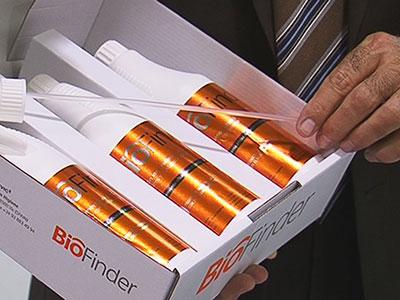 Biofinder Customer Box