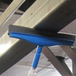 Remove Condensation With Vikan Squeegee