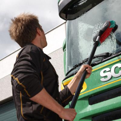 Vikan Transport Cleaning Equipment
