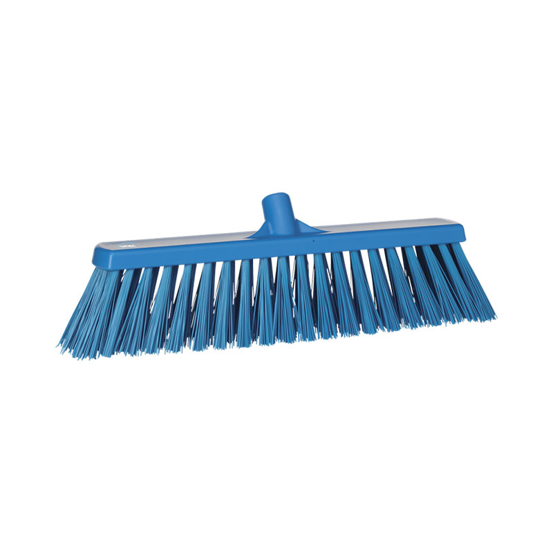 Yard Broom, Hard Bristle, 530 Mm