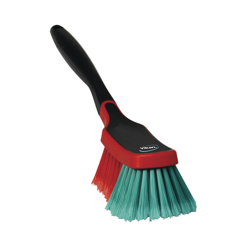 Multi Brush/Rim Cleaner, Soft/Split Bristle, 290 Mm
