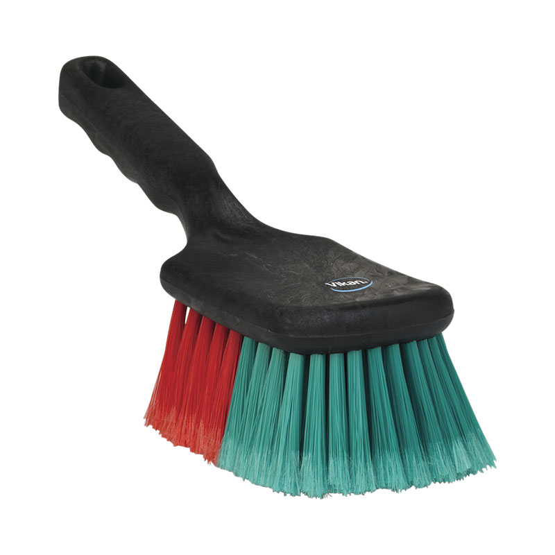 Vehicle Brush, Soft/Split Bristle, 275 Mm