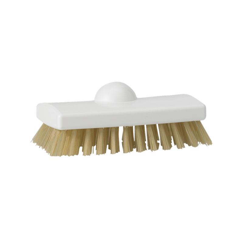 Hand Scrub Brush, Heat Resistant Filaments, 290 Mm