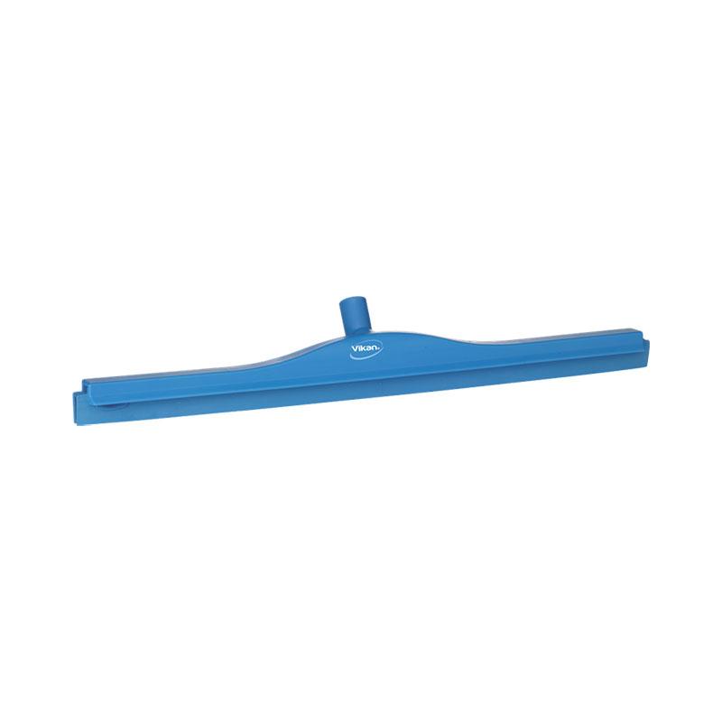 Hygienic Floor Squeegee, 2C Blade, Revolving Neck, 700 Mm
