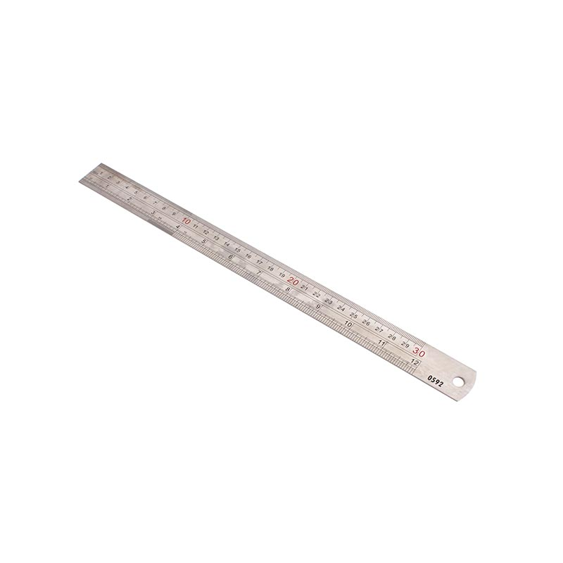 Detectable Ruler, Stainless Steel, 300 Mm