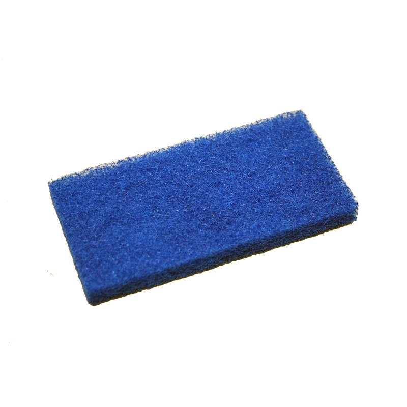 Blue Scourer Pad
