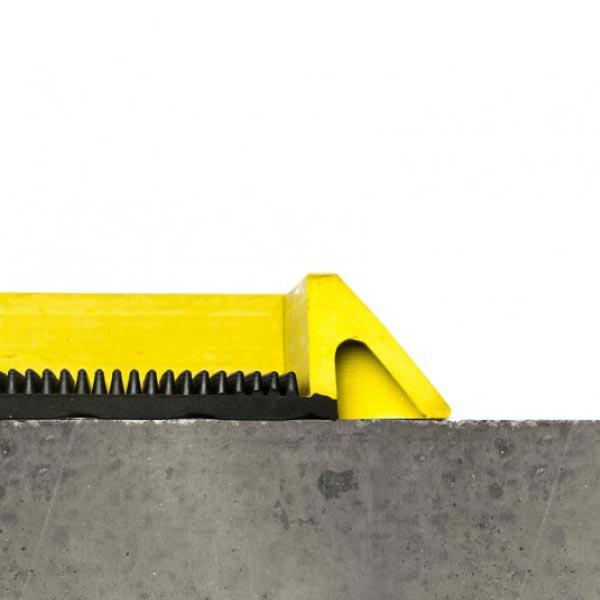 Yellow Footbath Profile