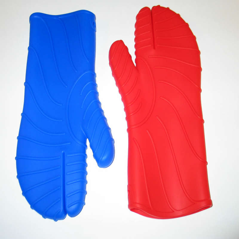 Oven Mitt, Silicone, 340 Mm