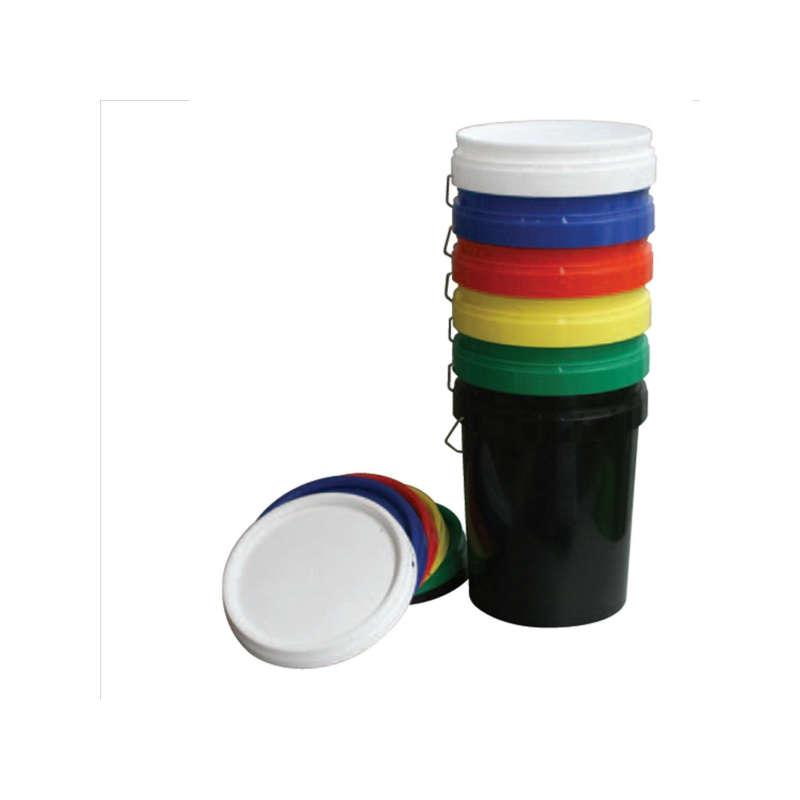 Bucket W/ Lid, 20 Litre