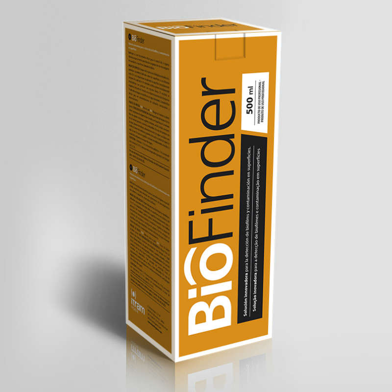 Biofinder, Biofilm Detection Solution, 500 Ml