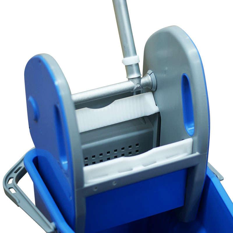 Mop Bucket Mechanism Open