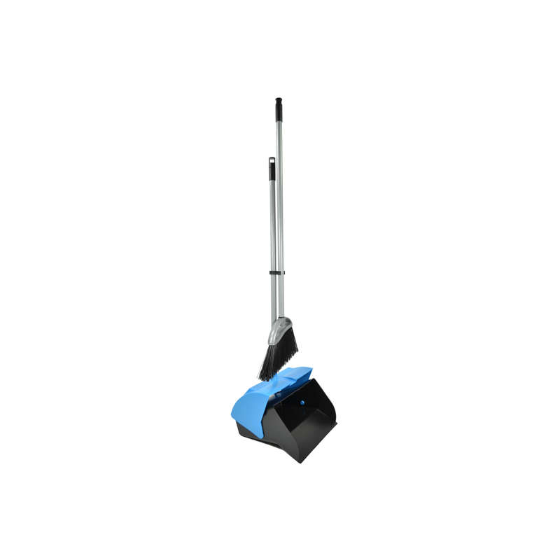Dustpan And Broom, Heavy Duty, 1000 Mm