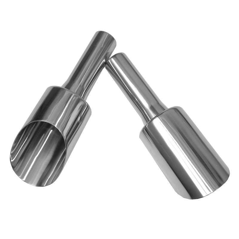 Hand Scoop. Stainless Steel, 250 Ml