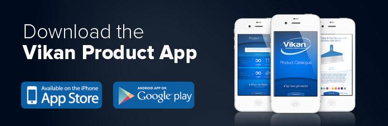 Vikan product catalogue app
