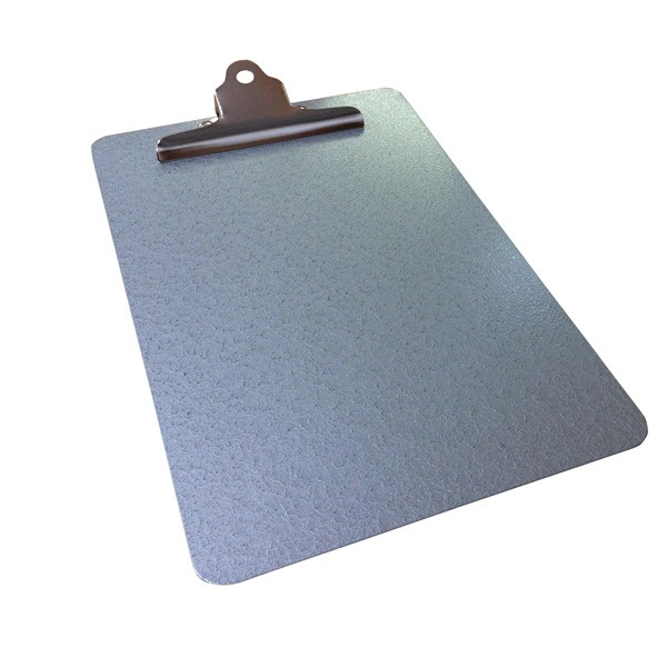 Detectable Clipboard, Mild Steel, A4