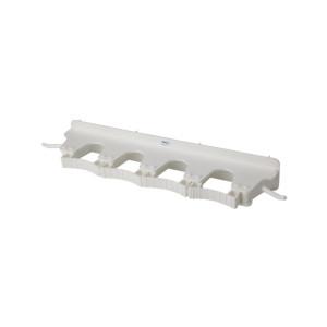 Vikan Wall Bracket, 4 – 6 Products – White
