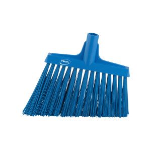 Vikan Floor Broom, Straight Neck, Angle Cut, 290 Mm
