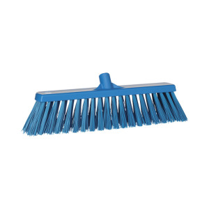 Vikan Yard Broom, Hard Bristle, 530 Mm