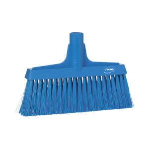Vikan Lobby Broom, Straight Neck, Soft Bristle, 260 Mm