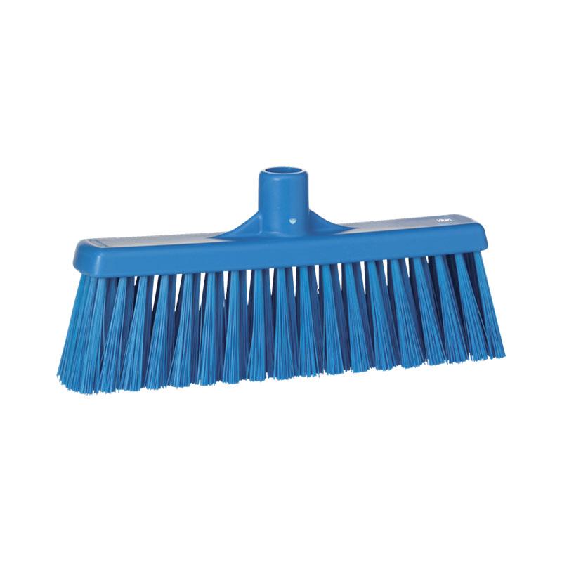 Floor Broom, Straight Neck, Medium Bristle, 310 Mm