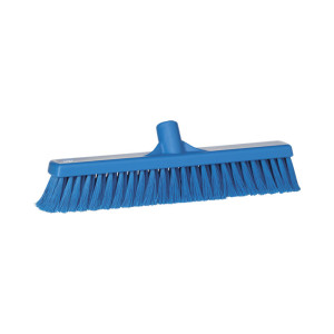 Vikan Floor Broom, Soft Bristle, 435 Mm