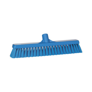 Vikan Floor Broom, Medium Bristle, 435 Mm