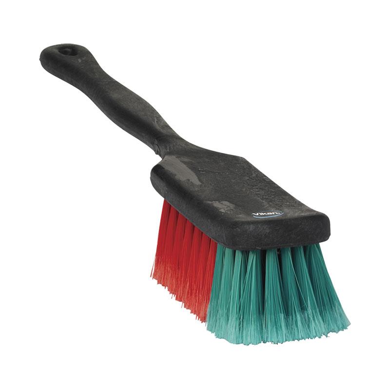 Vehicle Brush, Soft/Split Bristle, 420 Mm