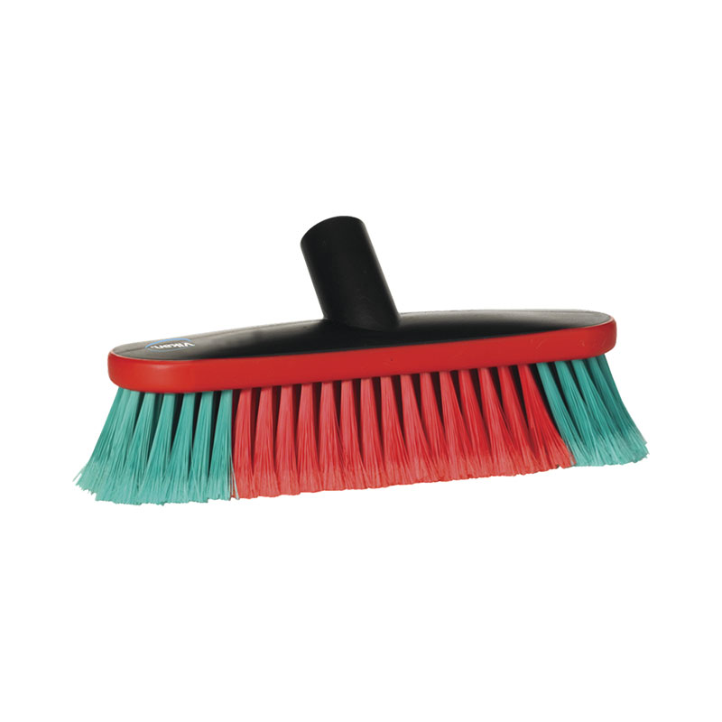 Vehicle Brush, Waterfed, Soft/Split Bristle, 270 Mm