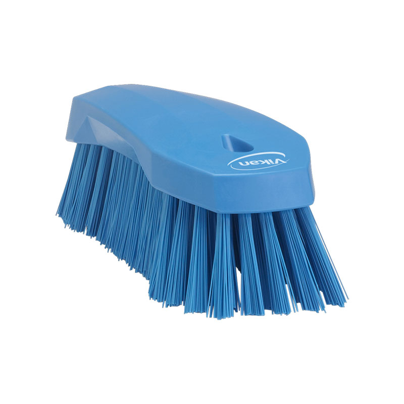 Hand Scrub Brush, Stiff Bristle, Medium, 200 Mm
