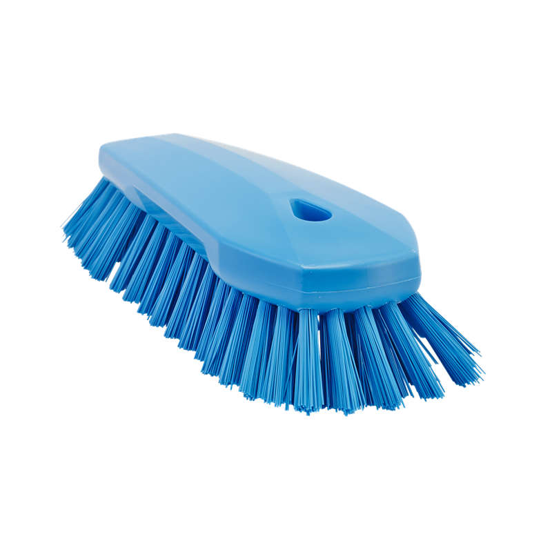 Hand Scrub Brush, Stiff Bristle, Large, 260 Mm