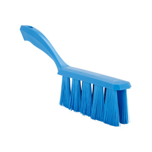 Vikan UST Bench Brush, Medium Bristle