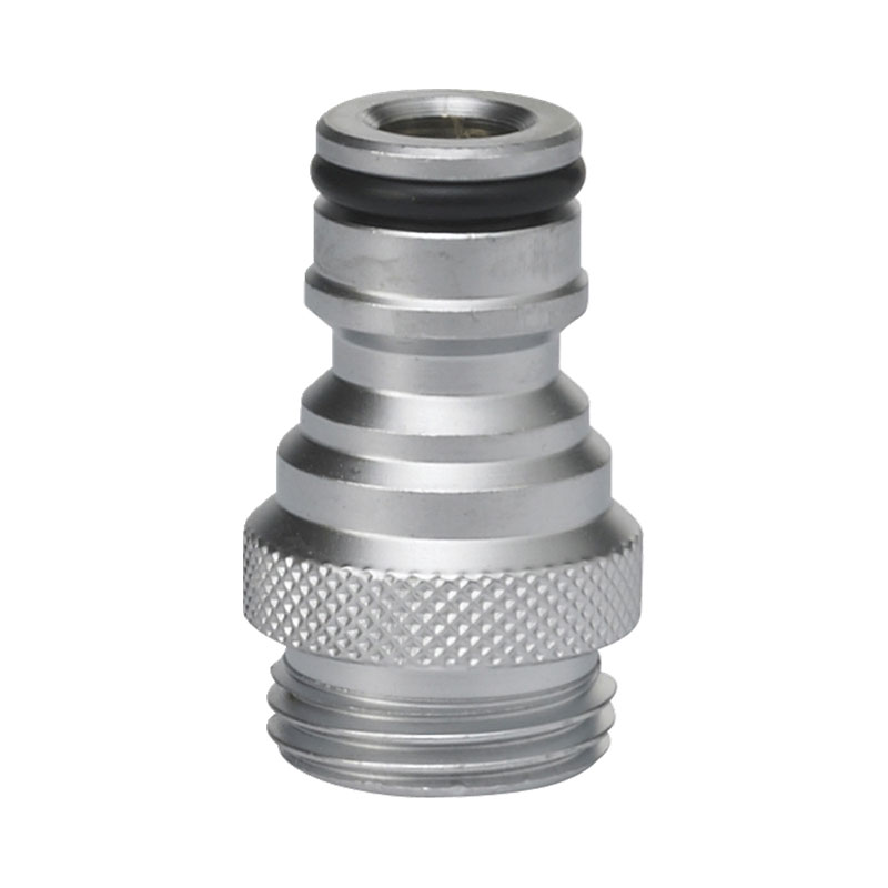 Gardena Adapter, W/ Thread, 1/2″