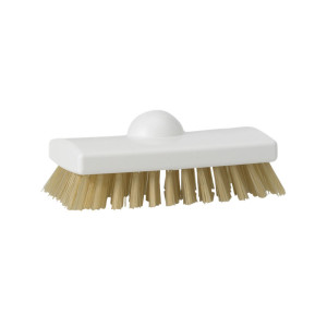 Hand Scrub Brush, Heat Resistant Filaments, 290 Mm