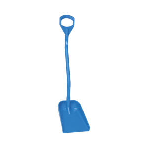 Ergonomic Shovel, Short Handle, Small Blade