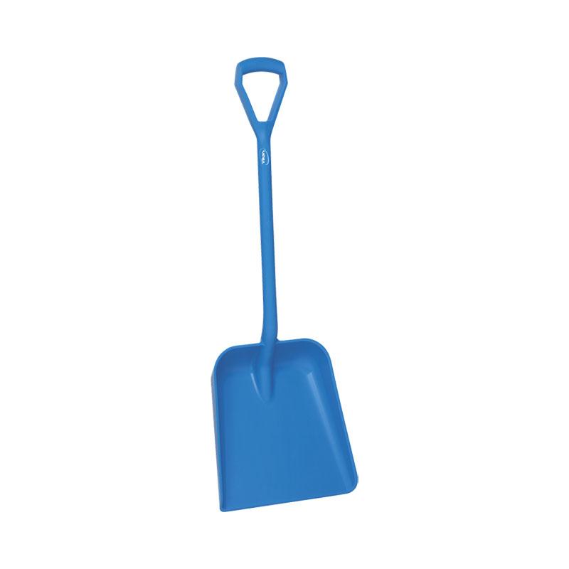 Shovel, D Grip, Short Handle, Large Blade