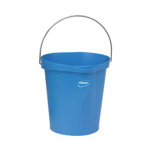 Hygiene Bucket, Heavy Duty, 12 Litre