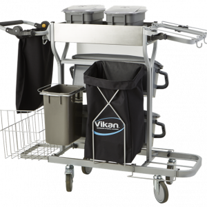 Vikan Compact Cleaning Trolley Plus, 40 Cm