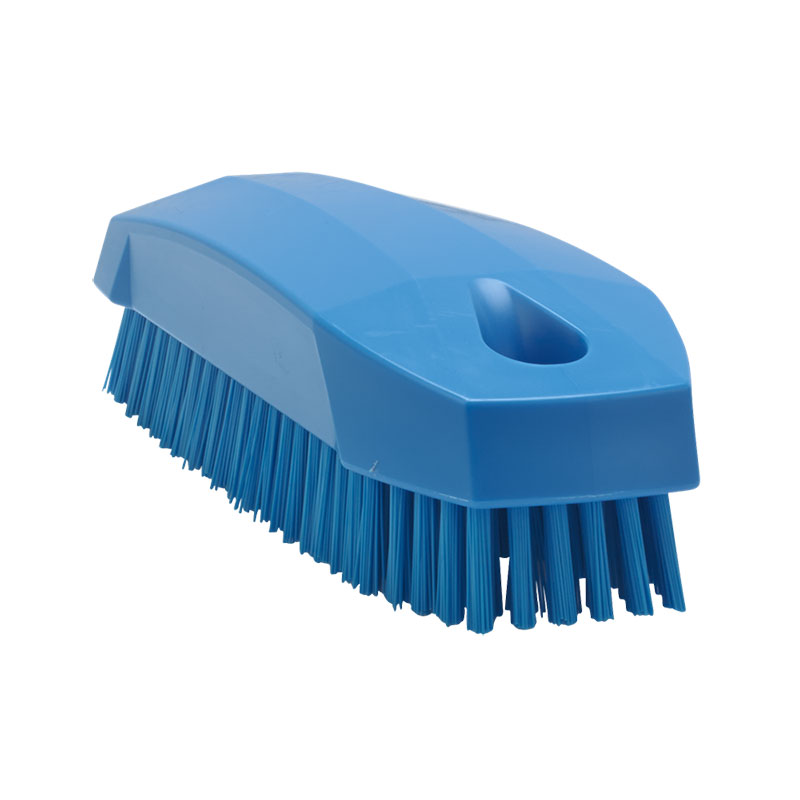 Vikan Nail Brush 130mm Stiff Bristle Small
