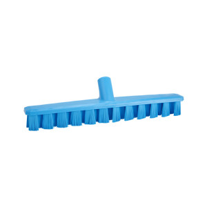 Vikan UST Floor Scrub, Stiff Bristle, 400 Mm