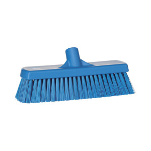 Vikan Floor Broom, Medium Bristle, 300 Mm