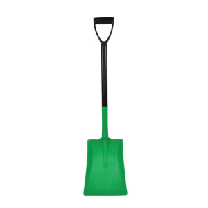 Shovel, Anti Static, Two Piece, Short Handle, Large Blade