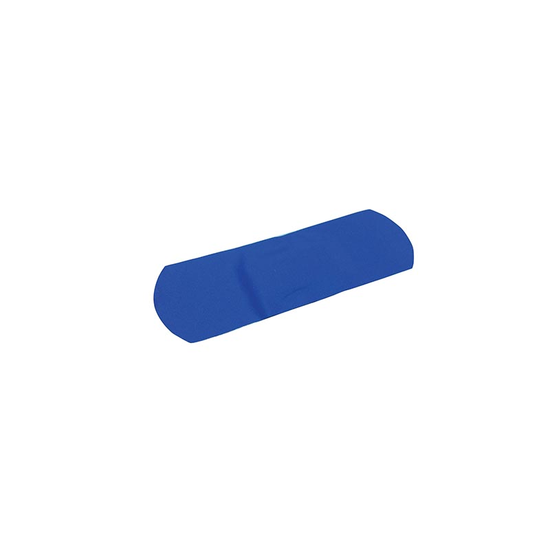 Detectable Band Aid, Food Safe, 100 Pk