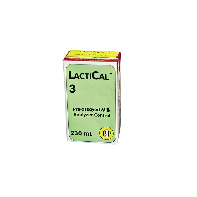 LactiCal™-3 Full Fat Calibration Control