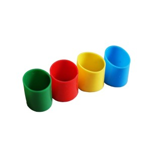 Colour Coding Silicone Band 26mm, Packet Of 5