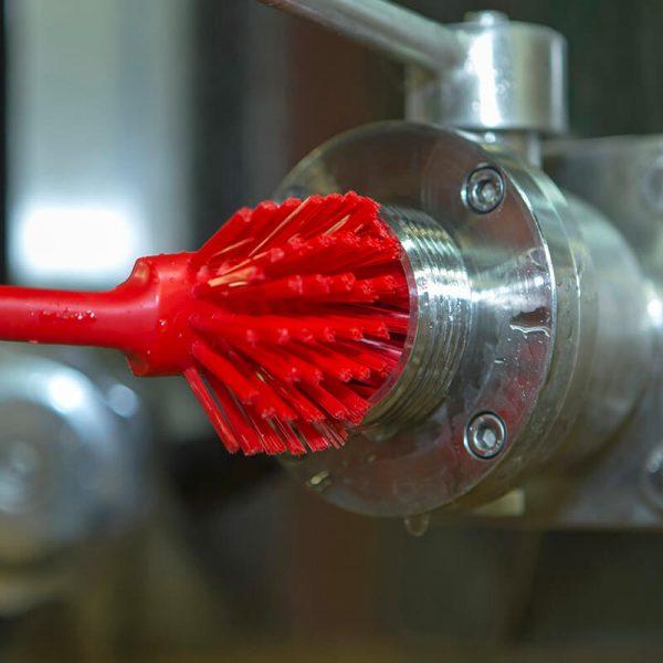 17/E428514 Vikan dish brush