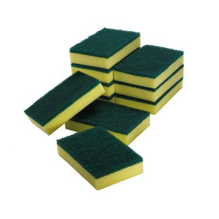 Scourer Sponge, 150 Mm