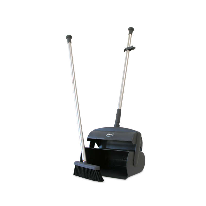 Dustpan Set W/ Broom And Squeegee