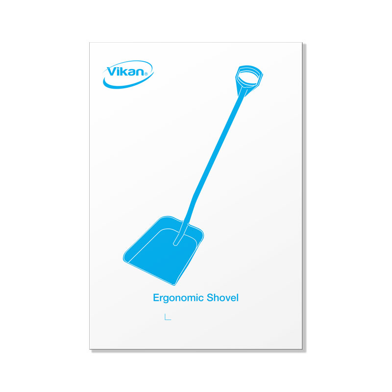 Picture Plate, Ergonomic Shovel