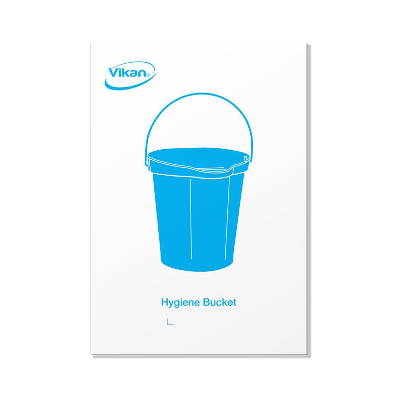 Picture Plate, Hygiene Bucket