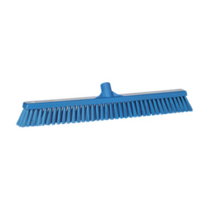Vikan Floor Broom, Soft/Stiff,  610mm